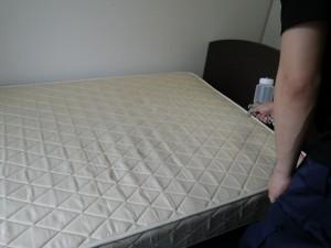 ベッド長期消臭除菌コーティング